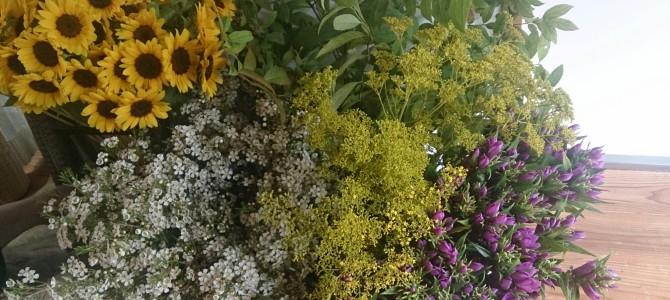 第9回 食とお花のコラボレッスン