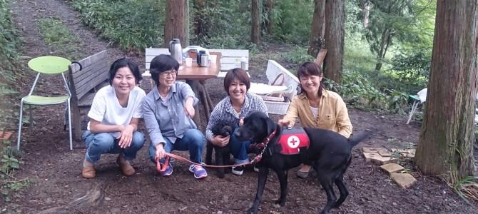 第6回 Forest day~アニマルセラピー~