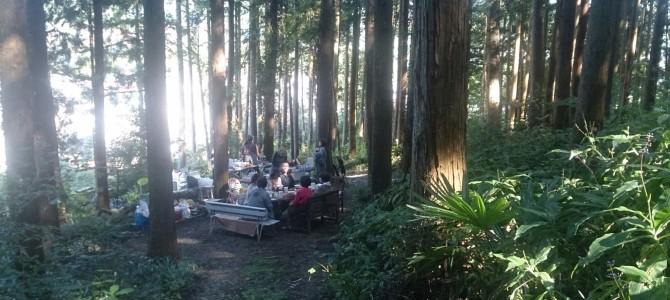 森の感謝祭