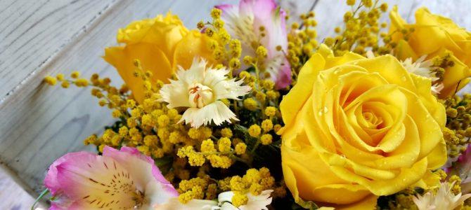 お花は生き方!第3期フローリストコース始動