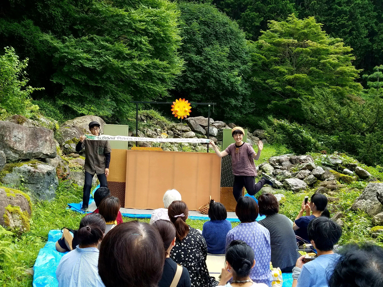 10/6【五周年】森カフェのご案内
