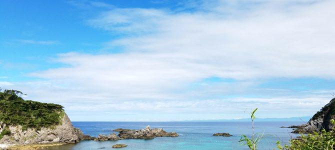 島キャンプの冒険①~意識の変化