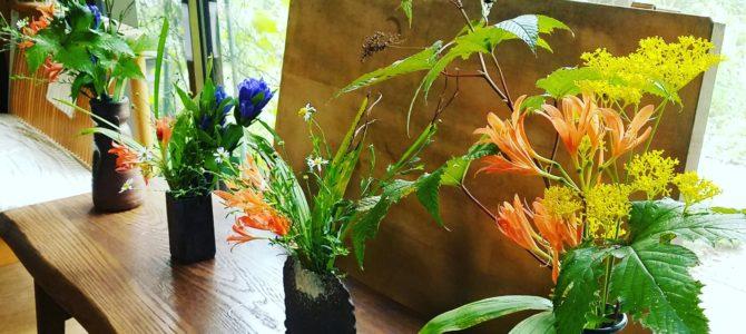 10/15 第21回 季節の食と花コラボレッスンお申し込み